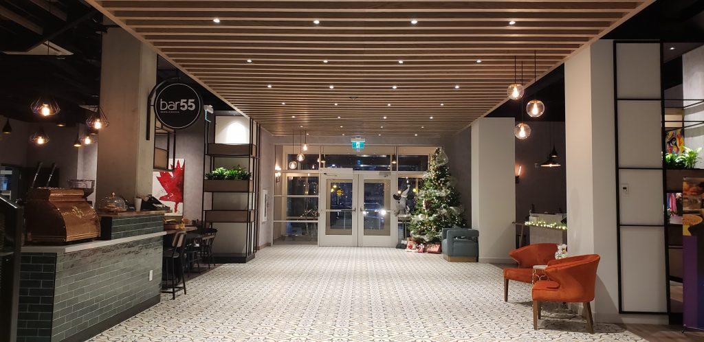 A Peek Inside Moncton's New Canvas Hotel - Huddle