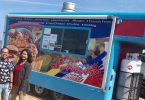 Vinson Mahawan and Melody Andalan Landry sell Filipino and Canadian cuisine at their food truck.