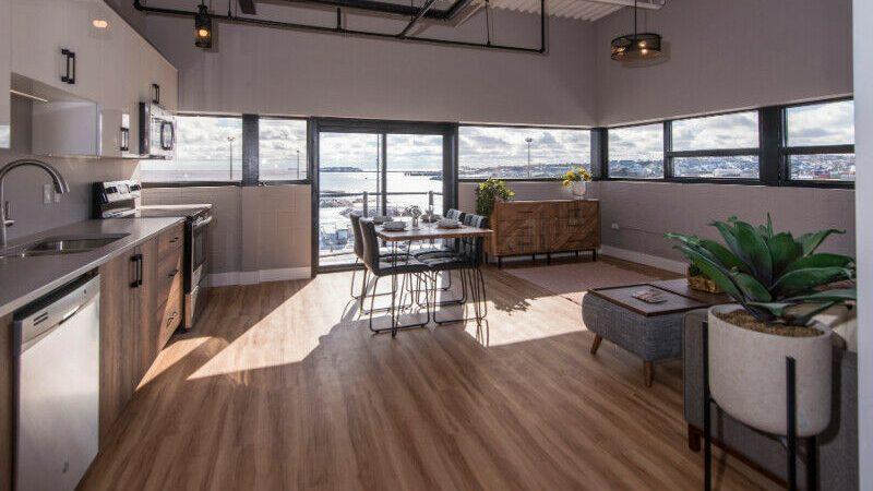 A Peek Inside The New Oceanside Apartments In Uptown Saint John Huddle