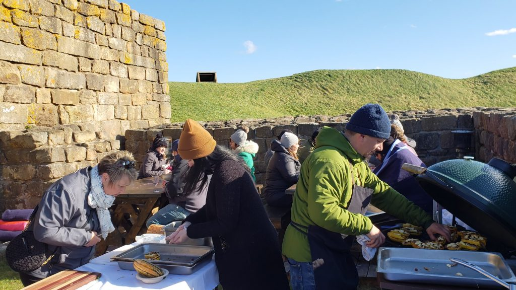 For NB Foodies, An Historic Fort Outside Sackville The Place To Be Wednesday - Huddle Today