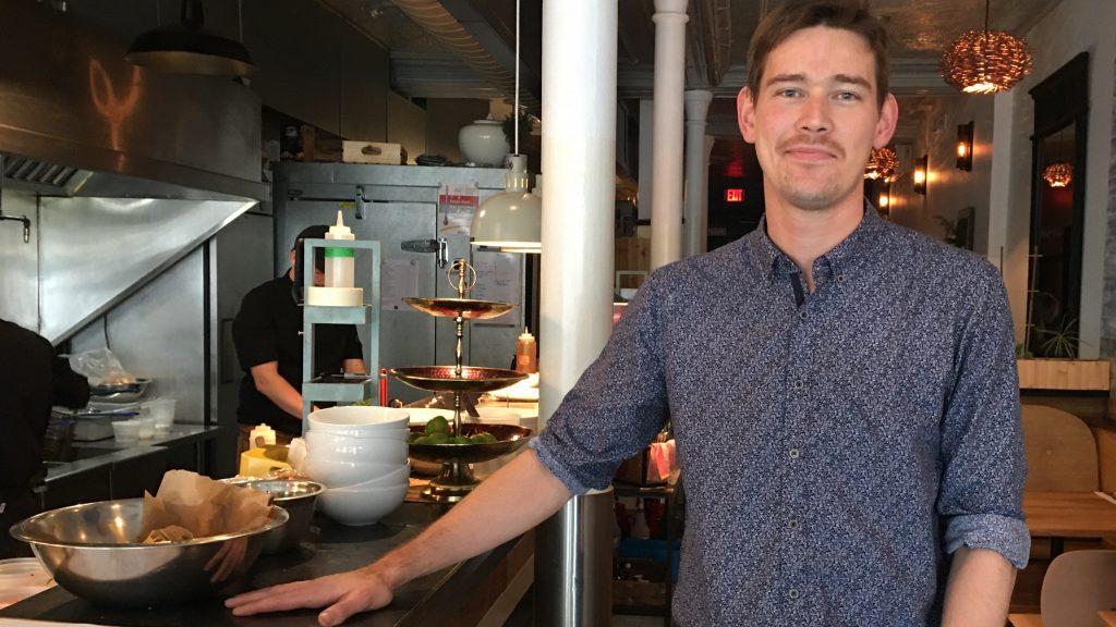 It's A Real 'Vegolution' Now With Saint John Restaurant Winning Hospitality Awards - Huddle Today