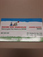 Encore Kidz Warehouse