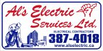 Al's Electric Service Ltd