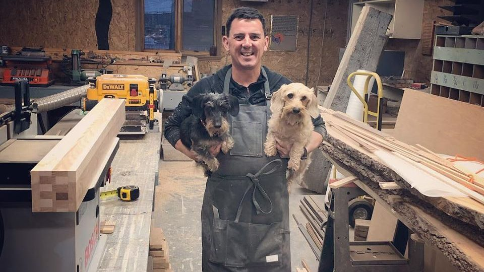 huddle.today - Saint John Artist Finds Meaning And Value In Furniture Making